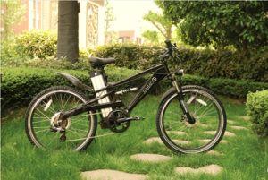 Bicicletas Elétricas de Montanha Eletrônica de Motor de Cubo de Bateria de Lon Lítio (JB-TDE05Z)