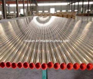 Tubo senza giunte dello scambiatore di calore dell'acciaio inossidabile di Tp 317