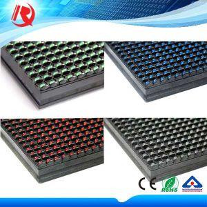 P10 ROUGE VERT couleur Double module à LED affiche en plein air