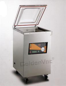 El empaque al vacío de la máquina. Cámara Vacuun sellador (DZ-410CD)