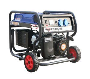 Generator-Treibstoff 3kVA mit 100% dem kupfernen Drehstromgenerator