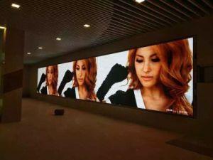 Indoor P4mm mur vidéo LED
