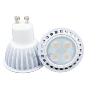 360lm 3000k Luz LED GU10, 5W LED Luxeon