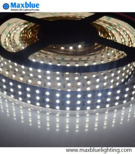 Los LED de 360M/12/24 Vdc 5m 3 fila 3528TIRA DE LEDS SMD