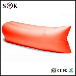 不精なHangout Outdoor Air Sofa Quick Open Lazy Sofa膨脹可能なBench Bed