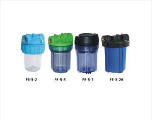 5-дюймовый корпус фильтра воды (FE-5-2)