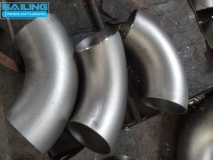 Gomito saldato 316L dell'accessorio per tubi dell'acciaio inossidabile