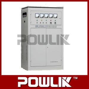 SBW-300kVA compensação de alta potência da série única estabilizador de tensão trifásica