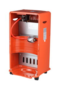 Aquecedor a gás móvel com a placa de 3 a eficiência do queimador de cerâmica de alta Sn13-AF