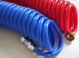 空気PUのコイルHose/TPU螺線形Tube/Polyurethaneのコイル状の管
