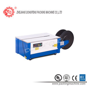 Machine de cerclage semi-automatique de /Strapping de machine (KZBD)