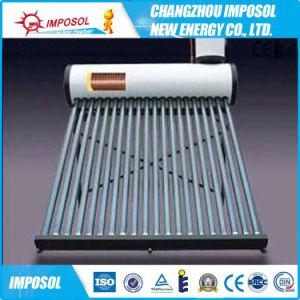bobina de cobre integradas Thermosyphon aquecedor de água