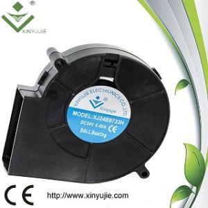 97x95x33mm 9733 ventilateur à soufflante sans balai de CC12V 24V 48V pour ventilateur centrifuge Huimidifier et l'air plus frais
