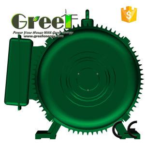 Постоянный магнит генератор 5 квт 50об/мин генератор переменного тока для ветровой турбины