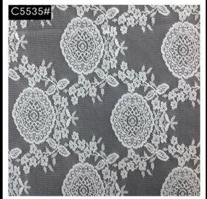 As rendas de nylon Fabric