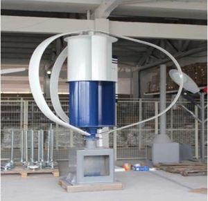 1kw triphasé 120 V axe vertical du vent système turbine de puissance