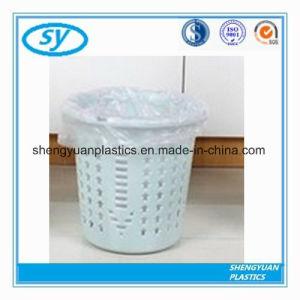 LDPE écologique/PEHD Sacs à ordures en plastique