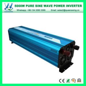 A alta freqüência de grade 5000W Inversores Conversor senoidal pura (QW-P5000)