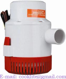 Deitar Pompe Bateau / De Cale / Electrique / submersíveis - Gph3500 12V/24V