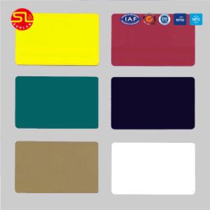 Smart Card in bianco del PVC di formato standard con i materiali ecologici