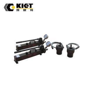 Pompa idraulica della mano ultra ad alta pressione della lega del Alumium-Ti