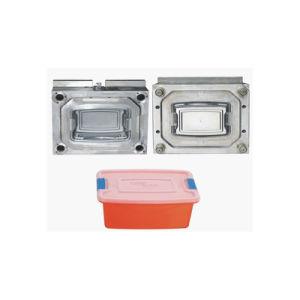 Moldes de injeção de plástico de alta qualidade para vender a um recipiente de alimentos