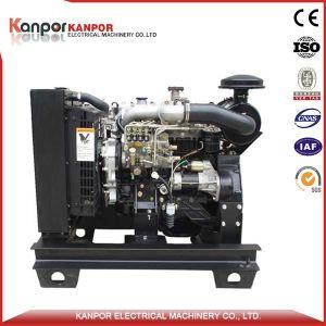Motor Isuzu 20kw 25kVA (22kw 27,5kVA) gerador diesel de longa durabilidade