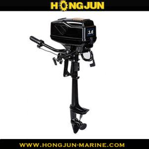 Marine fuera de borda Motor de 3.6HP eléctrico 800W
