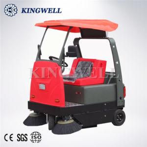 자동 지면 청소 기계 지면 스위퍼 (KW-1300H)