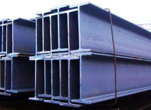 Baustahl-warm gewalzte Baumaterialien H - Träger-Lager-Gebäude