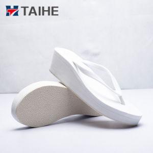 Bascules électroniques blanches sexy de santals de talon haut de cadeaux de mariage de mode