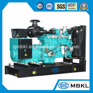 50Hz/60Hz a Cummins 275kw/345kVA China conjunto gerador a diesel para venda