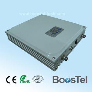 La DCS GSM 900 MHz y 1800MHz de doble banda Pico amplificador inteligente 20dBm