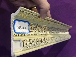 زخرفة بلاستيكيّة [موولد] إفريز خطوط لأنّ زخرفة داخليّة بينيّة من الصين