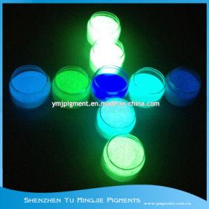 Polvere fosforescente del pigmento, polvere luminosa di incandescenza