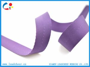 Scherpende Band van de Visgraat van de Singelband van de Polyester van de Riemen van de fabriek de In het groot Nylon