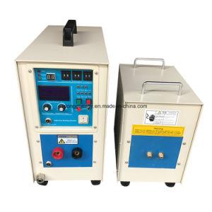 高周波誘導電気加熱炉をろう付けする電源スイッチ