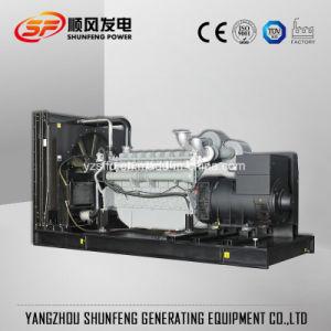 Elektrischer Strom-Dieselgenerator Perkins-1500kVA 1200kw mit Stamford Drehstromgenerator