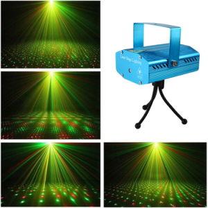 Ministern-Weihnachtslaser-grüne Disco-Stadiums-Beleuchtung