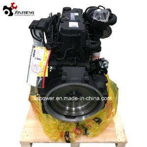 産業構築機械のためのCummingsの水によって冷却されるディーゼル機関Qsb4.5-C110