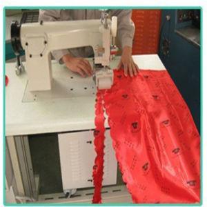 Merletto ultrasonico del fornitore della Cina che cuce facendo la strumentazione di stampa di colore della macchina per i prodotti non tessuti