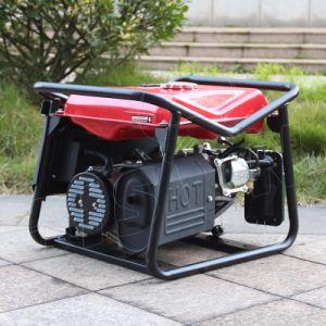 Bison (China) BS2500V 2kw Cable de cobre de uso doméstico Generador Gasolina