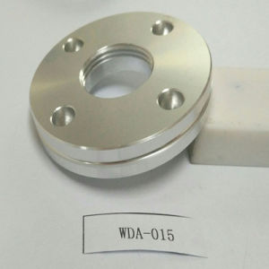 Rondelle de CNC avec perçage, le meulage, polissage de pièces d'usinage CNC