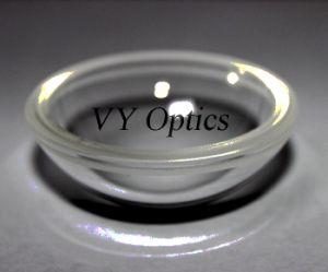 Optisches Glashemisphäre-Abdeckung-Objektiv der abdeckung-Bk7