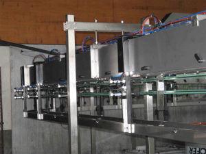 Pegatina Automática de Botellas redondas latas frascos de la máquina de la etiqueta