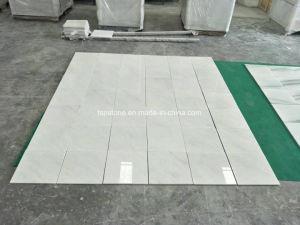 白い大理石の花こう岩の床および壁のタイル