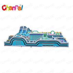 Le parc à thème gonflables géants Bouncy Aire de jeux gonflables Indoor Inflatable bouncer