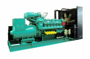60Hz 688kVA Googolの発電セット