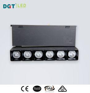 Nuovo punto lineare registrabile installato magnetico Tracklight del LED