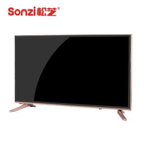 32 40 43 50 55 pouces LED Smart TV avec le verre trempé de soutien ODM OEM